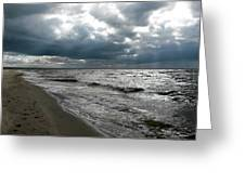 Baltic Sea 2017 Greeting Card