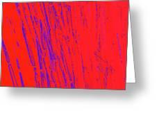 Bamboo Johns Yard 12 Greeting Card