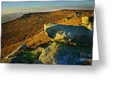 Bamford Edge Path Greeting Card