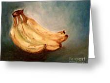 Bananas Bananas Bananas  Greeting Card