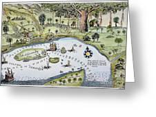 Bandar Abbas, 17th Century Greeting Card