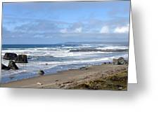 Bandon 21 Greeting Card