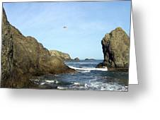 Bandon 28 Greeting Card