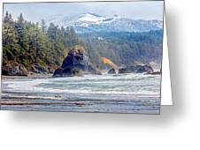 Bandon Oregon Greeting Card