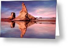 Bandon Reflections Greeting Card