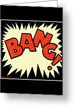 Bang Bang Baby Greeting Card