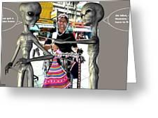 Bangkok 2 Greeting Card