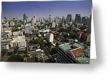 Bangkok - Thailand Greeting Card