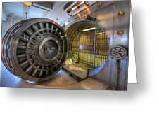 Bank Safe Locksmith - Libertylocksmithphiladelphia.com Greeting Card