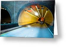 Bankhead Tunnel Greeting Card
