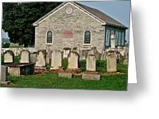 Baptize  Marry  Bury Greeting Card