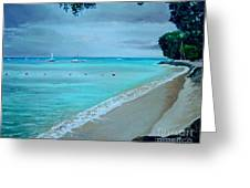 Barbados Greeting Card