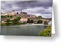 Barcelos Greeting Card
