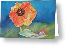 Barefoot One Greeting Card