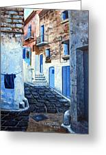 Bari Italy Greeting Card