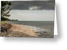 Barkers National Park Beach Greeting Card
