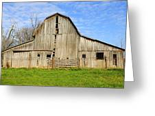 Barn 101 Greeting Card