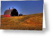 Barn II Greeting Card