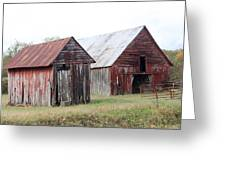 Barn In Kentucky No 100 Greeting Card