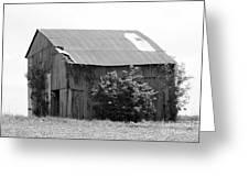 Barn In Kentucky No 58 Greeting Card