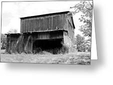 Barn In Kentucky No 79 Greeting Card