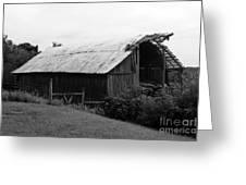 Barn In Kentucky No 86 Greeting Card