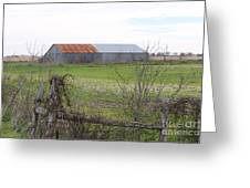 Barn4 Greeting Card