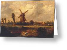 Barnes Common Greeting Card