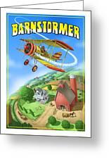 Barnstormer Greeting Card