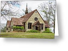 Barnwell Chapel Greeting Card