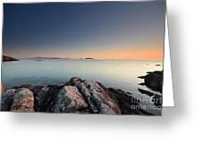Barra Views Greeting Card