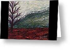 Barren Landscapes Greeting Card