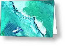 Barrier Reef Greeting Card