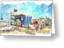 Barril Beach 05 Greeting Card
