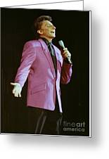 Barry Manilow-0774 Greeting Card