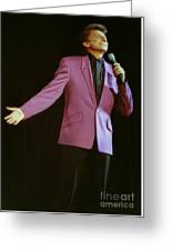 Barry Manilow-0775 Greeting Card