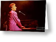Barry Manilow-0800 Greeting Card