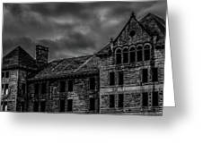 Bartonville State Hospital Greeting Card