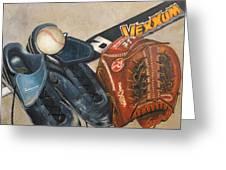 Baseball Allstar Greeting Card