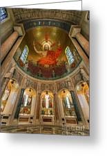 Basilica Of The National Shrine Greeting Card