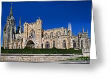 Basilique Notre - Dame De L'epine Greeting Card