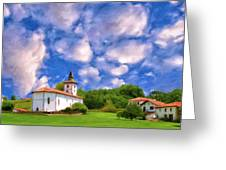 Basque Country Greeting Card