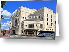 Bass Hall 5480mxx Greeting Card