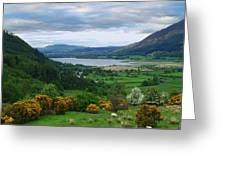 Bassenthwaite Lake Greeting Card
