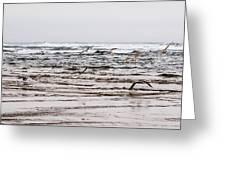 Bastendorff Beach Greeting Card