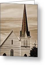 Bath Congregational Church Greeting Card