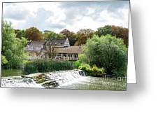 Bathampton Mill Greeting Card