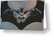 Batman Incorporated Greeting Card
