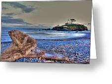 Battery Point 2 Greeting Card
