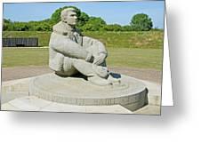 Battle Of Britain Memorial Greeting Card